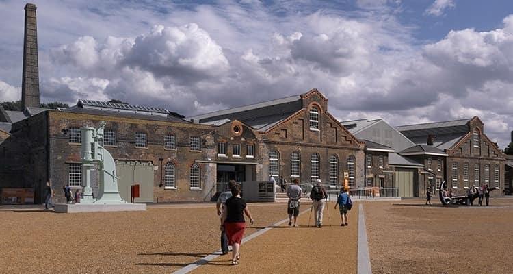 No 1 Smithery Chatham Historic Dockyard Trust