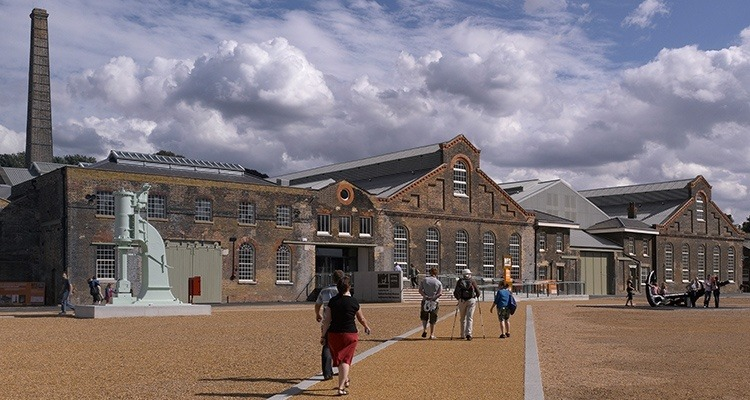Plan Your Visit At The Historic Dockyard Chatham