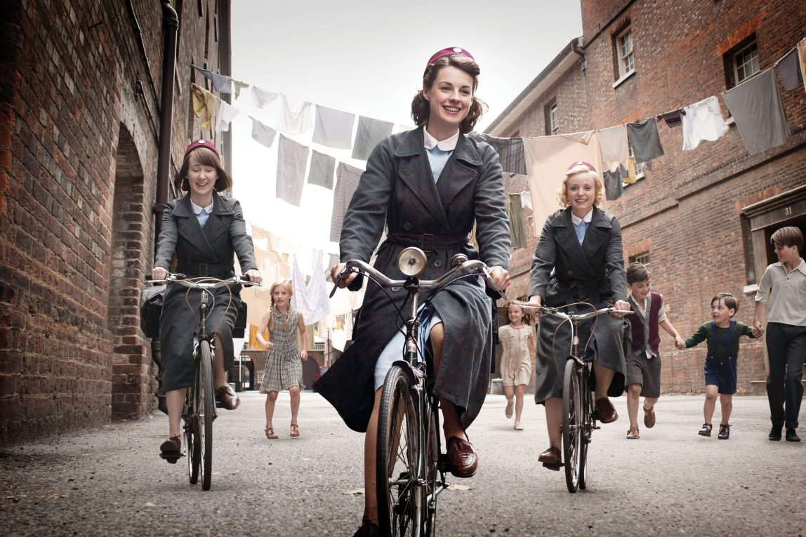 Call the Midwife filming locations