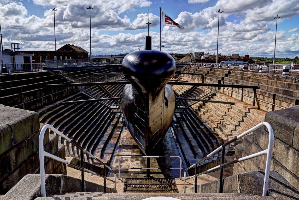 HM Submarine Ocelot