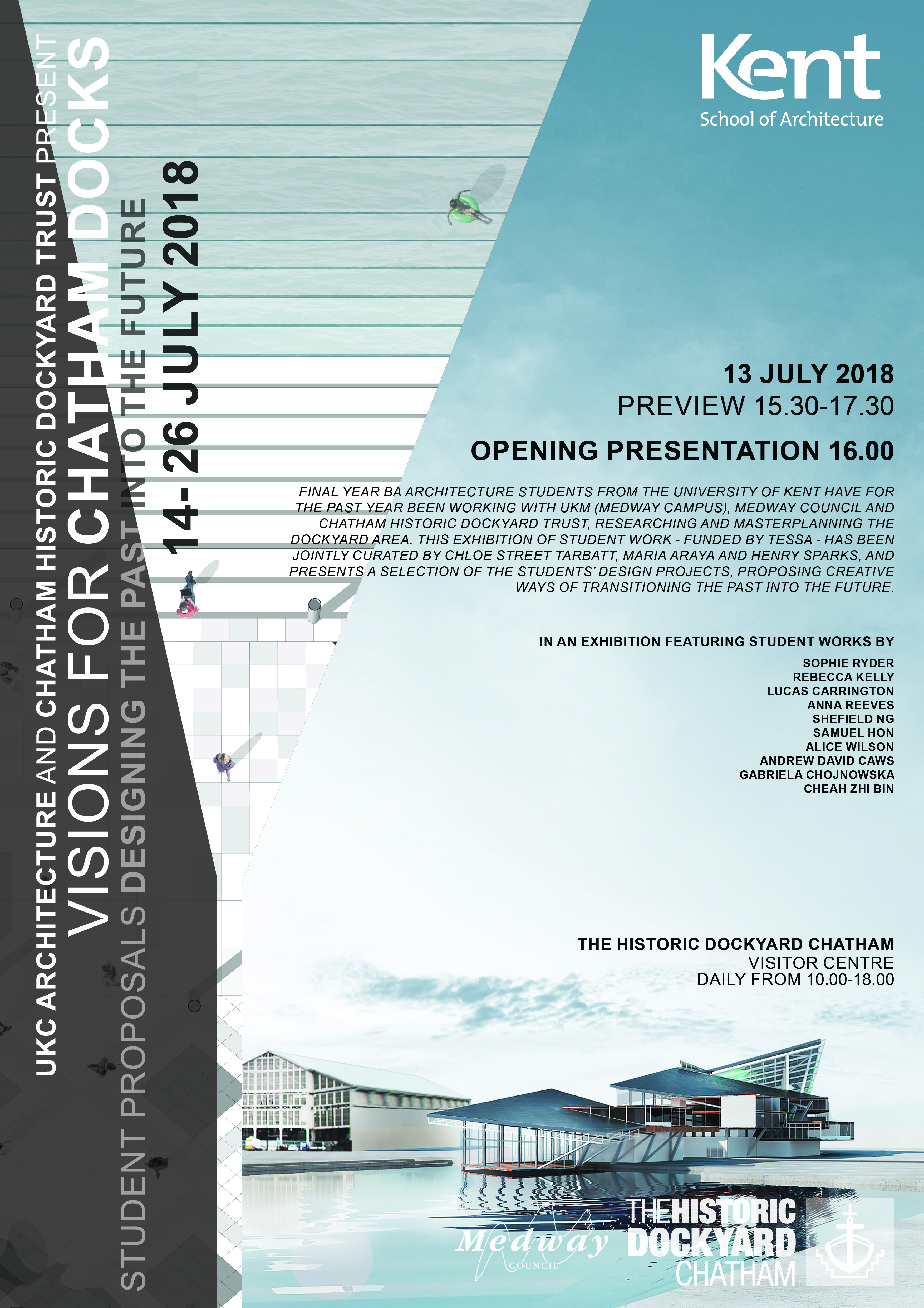 Visions for Chatham Dockyard - Chatham Historic Dockyard Trust