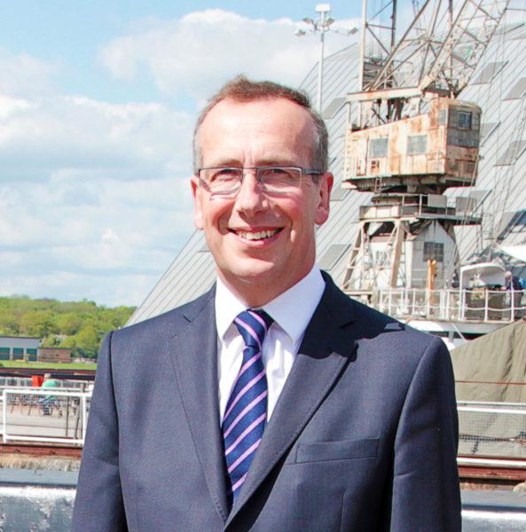 Bill Ferris Chief Executive, Chatham Historic Dockyard Trust