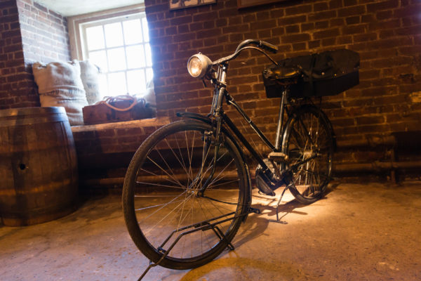 Call the Midwife bike