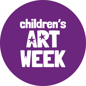 Childrens Art Week logo